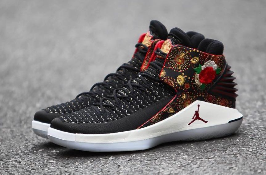 Air Jordan 32 Chinese New Year 2018