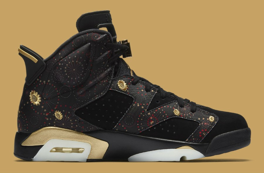 Air Jordan 6 Chinese New Year 2018