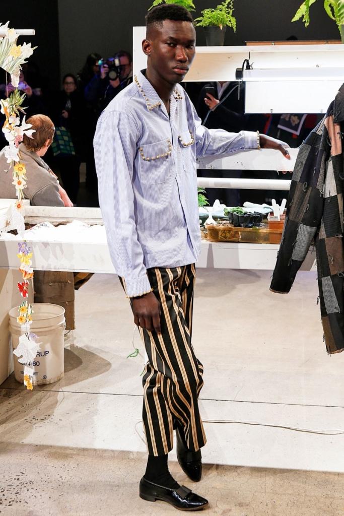 Bode - Fall-Winter 2018-2019 - New York Fashion Week