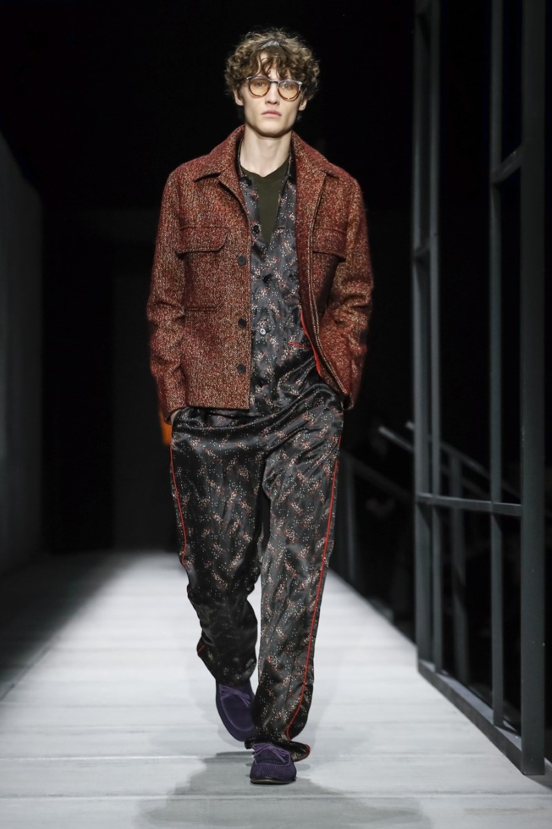 Bottega Veneta - Automne-Hiver 2018-2019 - New York Fashion Week