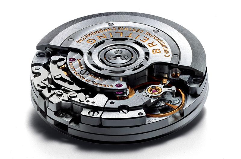 Breitling's Navitimer 8