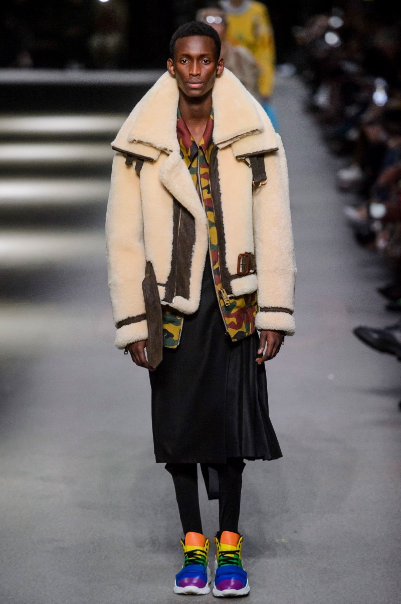 Burberry - Automn-Hiver 2018 – London Fashion Week