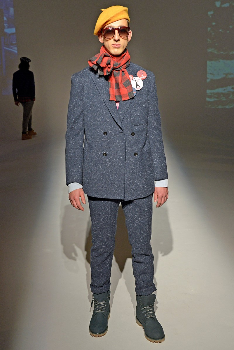 David Hart - Fall-Winter 2018-2019 - New York Fashion Week Men's