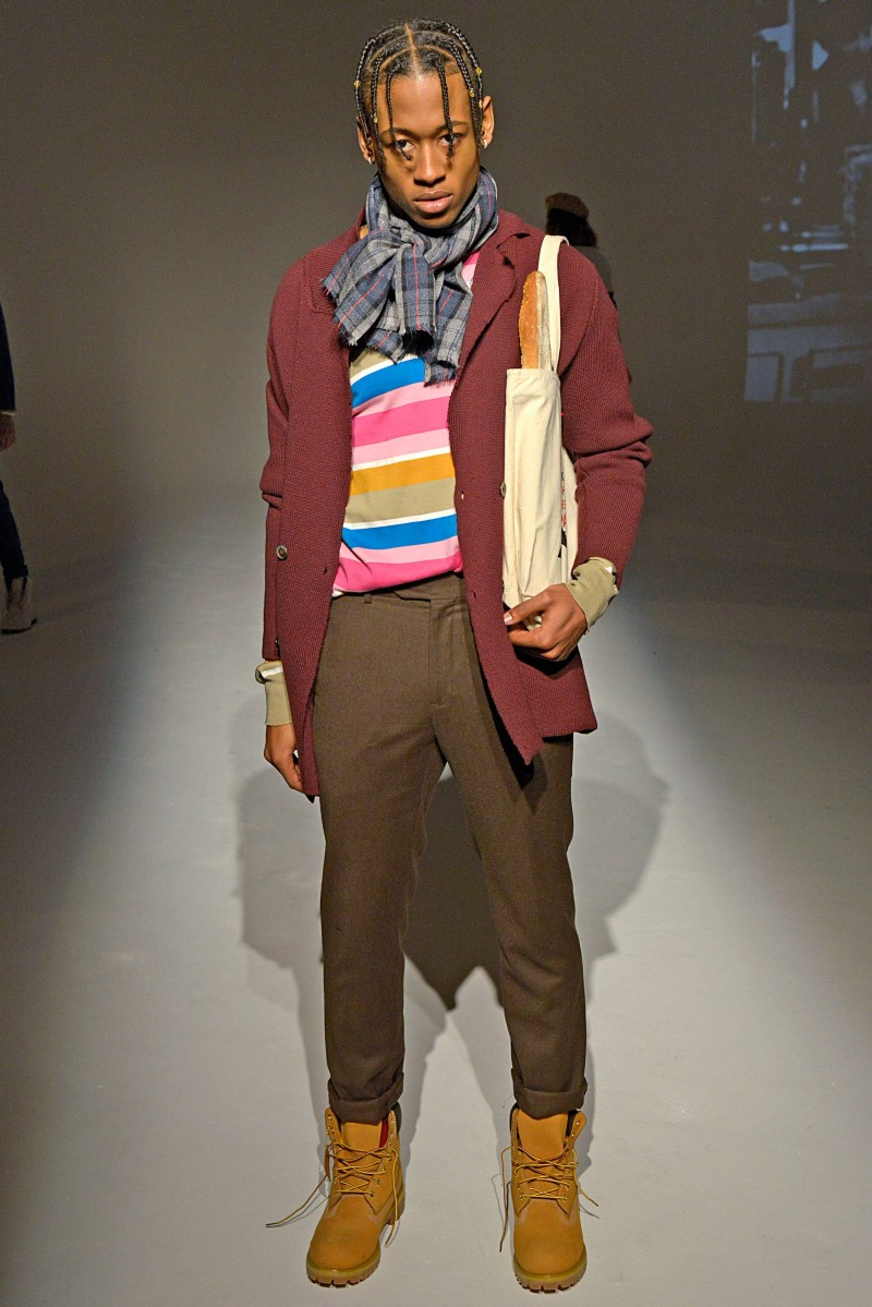 David Hart - Fall-Winter 2018-2019 - New York Fashion Week Men's