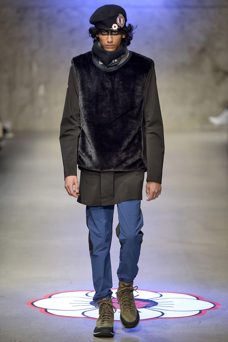 Dyne - Fall-Winter 2018-2019 - New York Fashion Week Men's