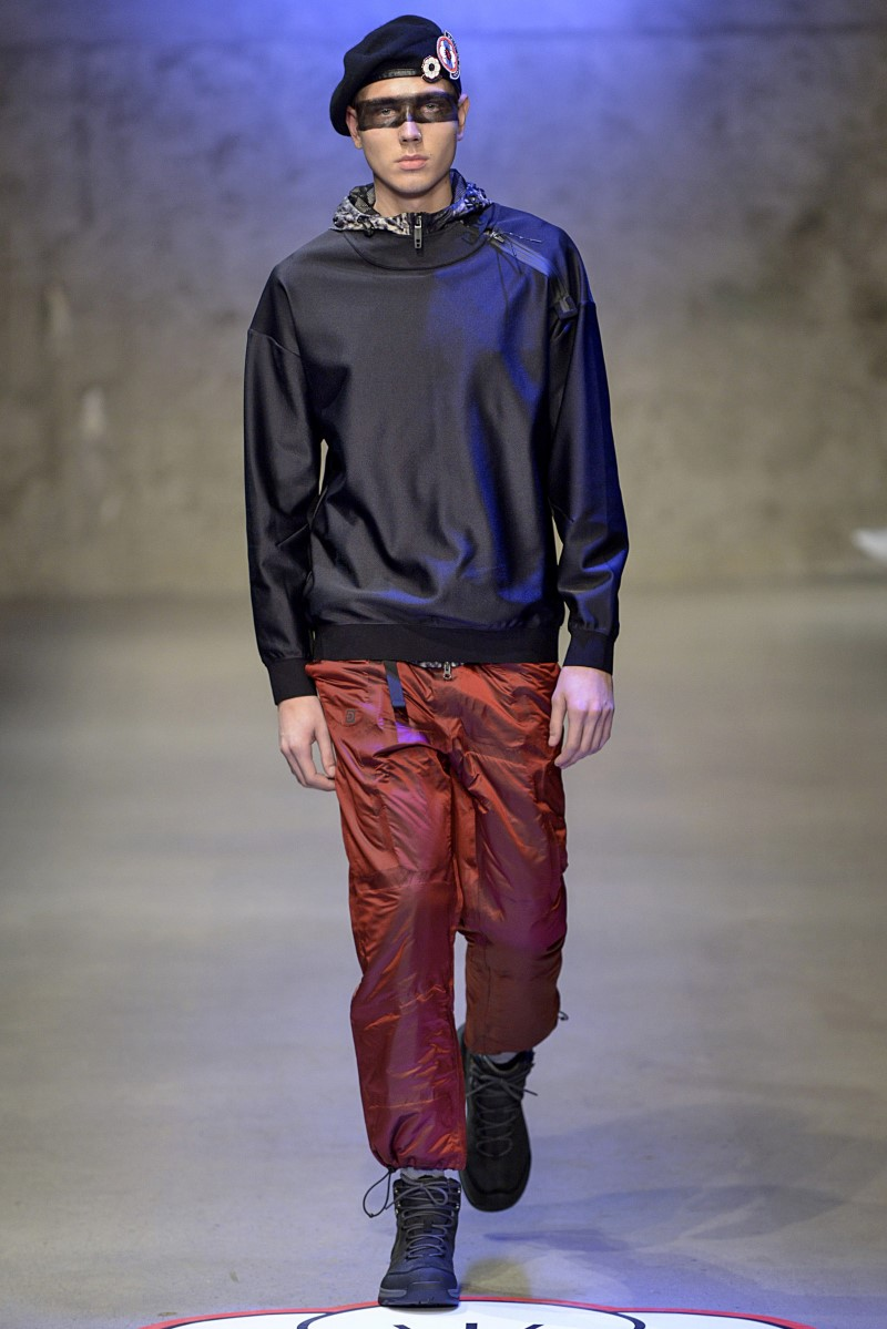 Dyne - Fall-Winter 2018-2019 - New York Fashion Week Men's