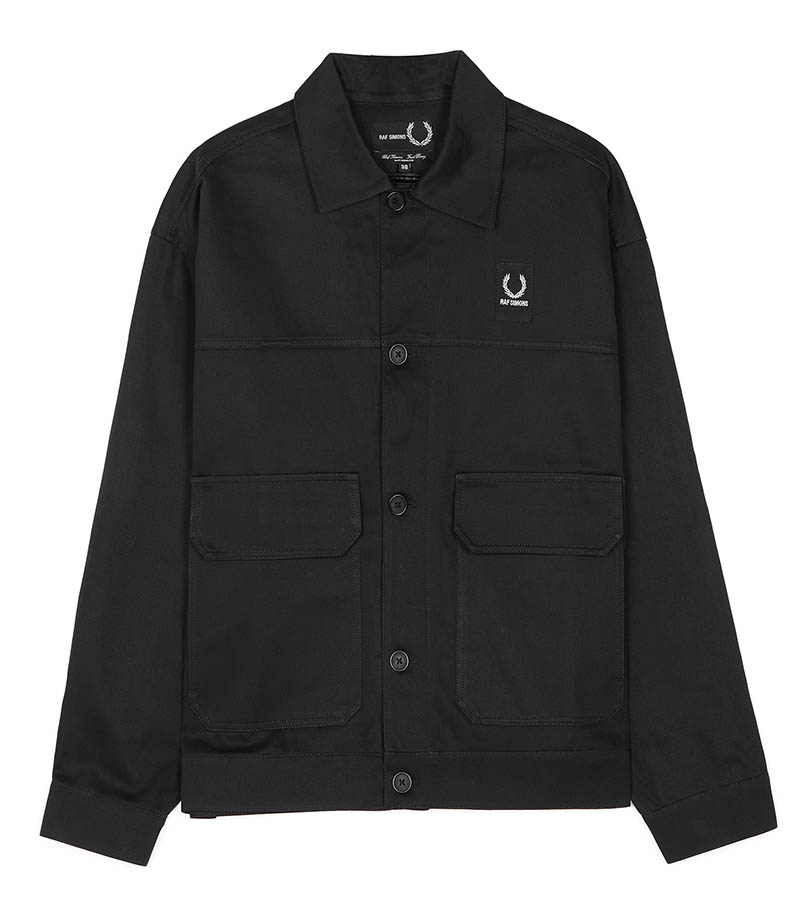 Fred Perry x Raf Simons - Printemps 2018