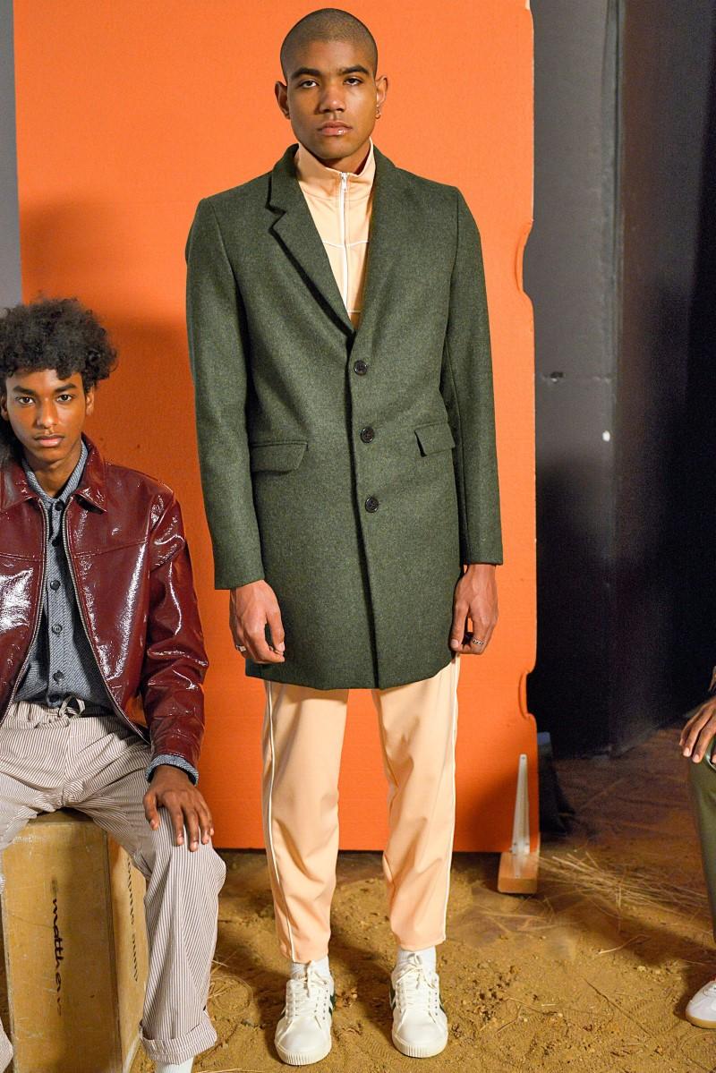 Head of State - Fall-Winter 2018-2019 - New York Fashion Week Men's