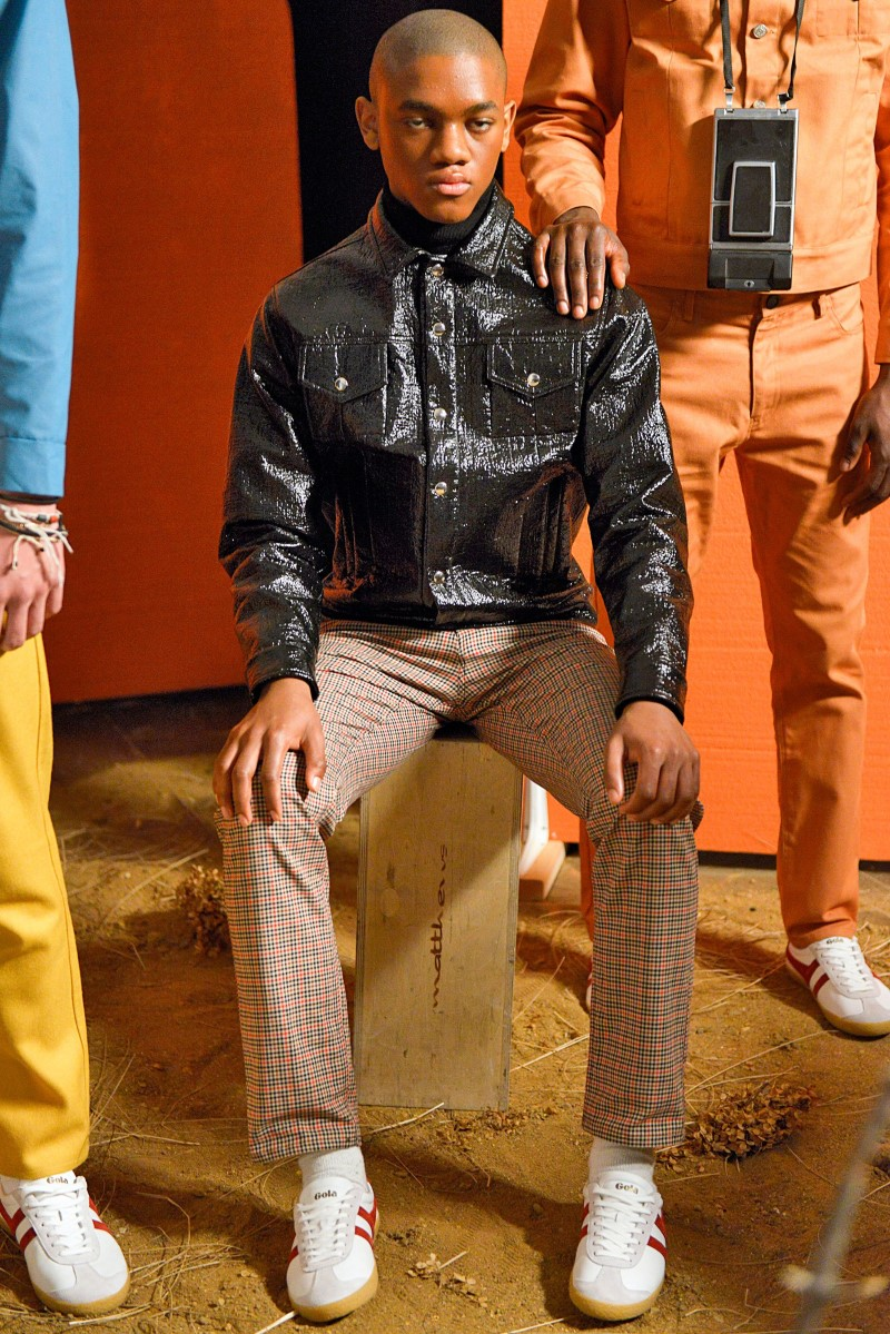 Head of State - Fall-Winter 2018-2019 - New York Fashion Week Men's