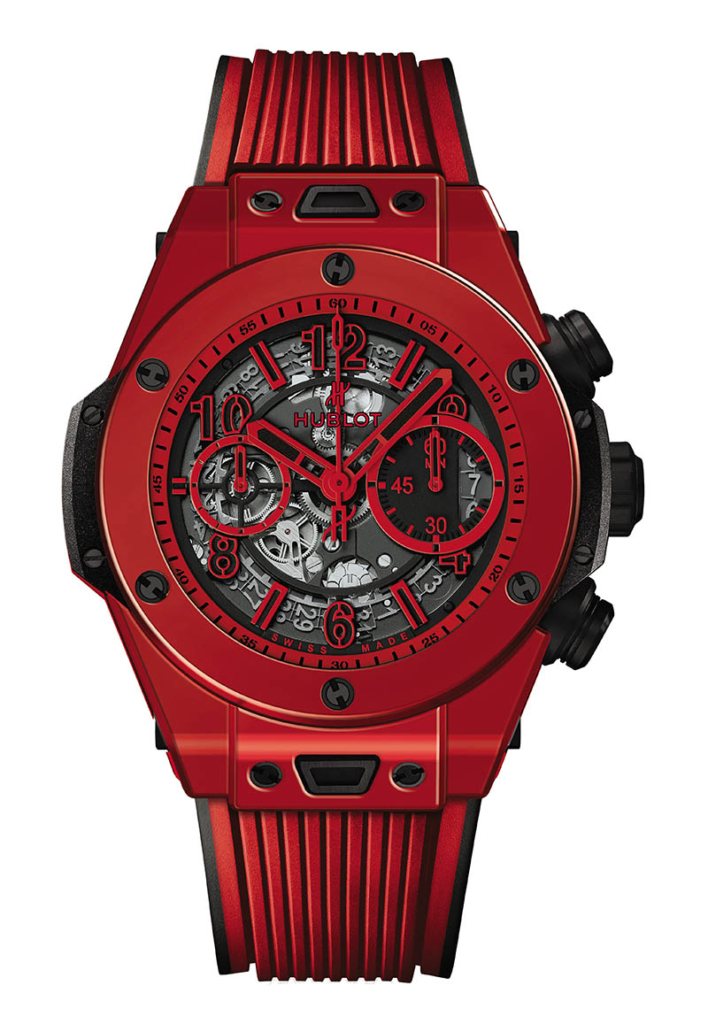 Hublot Big Bang Unico Red Magic