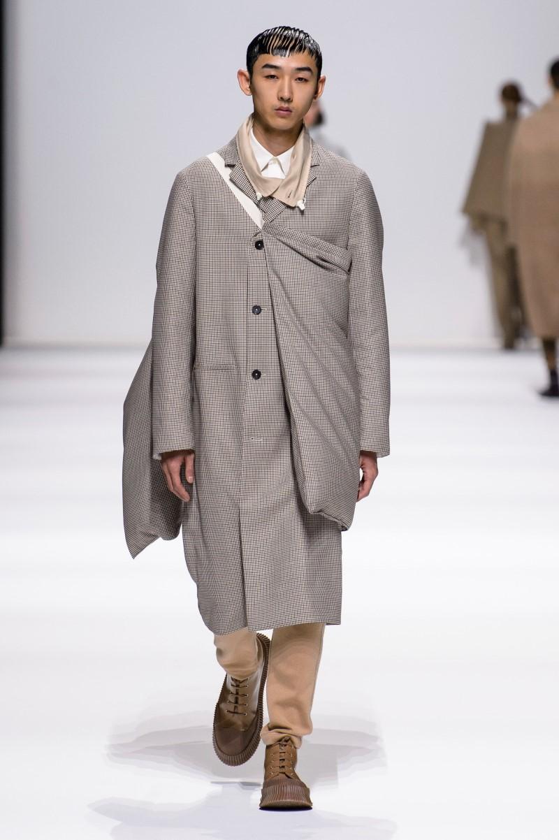 Jil Sander - Automne-Hiver 2018-2019 - Milan Fashion Week