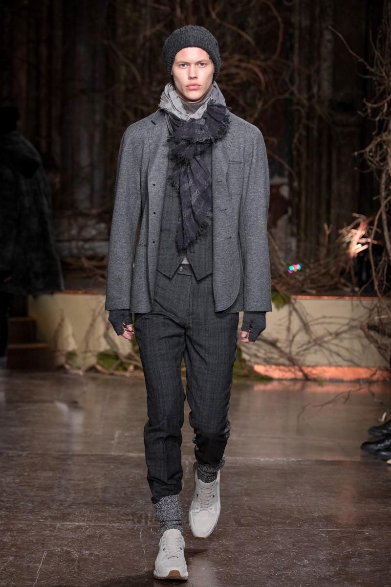 John Varvatos - Fall-Winter 2018-2019 - New York Fashion Week