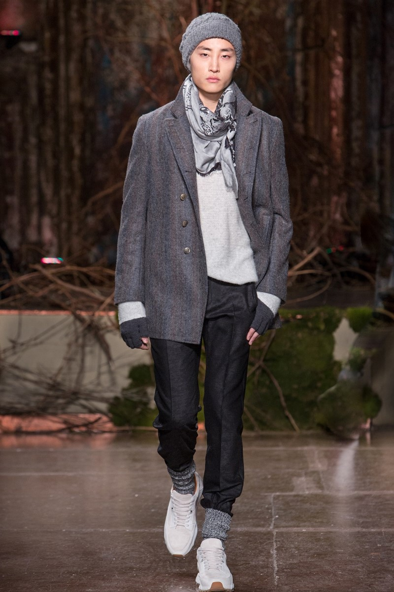 John Varvatos - Fall-Winter 2018-2019 - New York Fashion Week