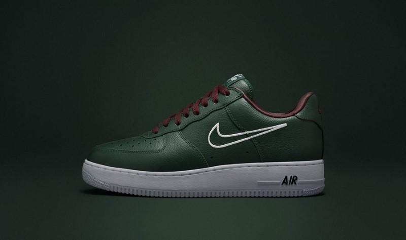 Nike Air Force 1 Hong Kong 2018