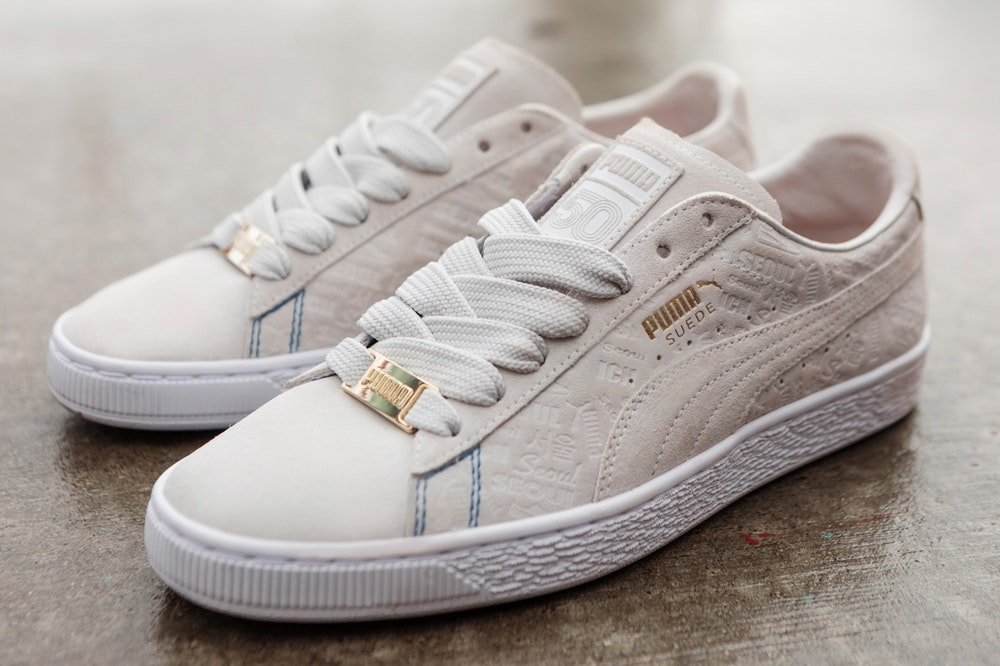 PUMA Suede 50 Breakdance Cities SEOUL