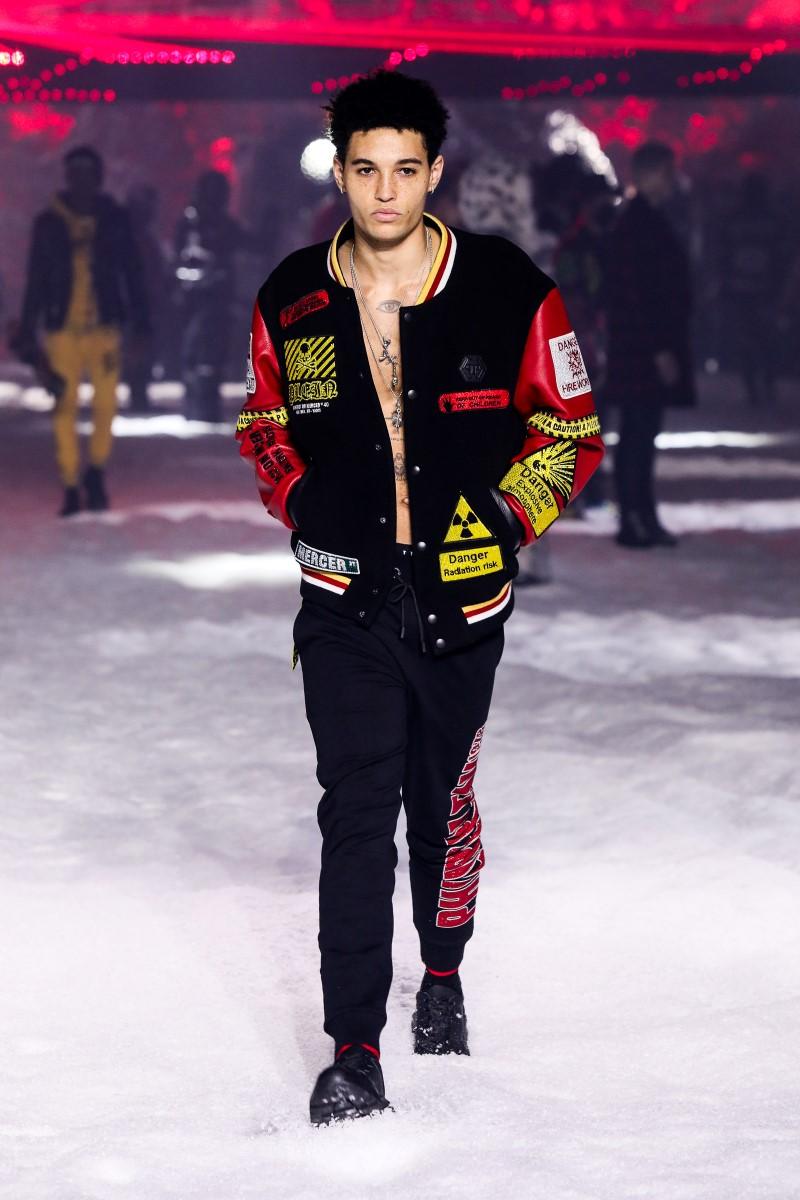 Philipp Plein - Automne/Hiver 2018-2019 - New York Fashion Week