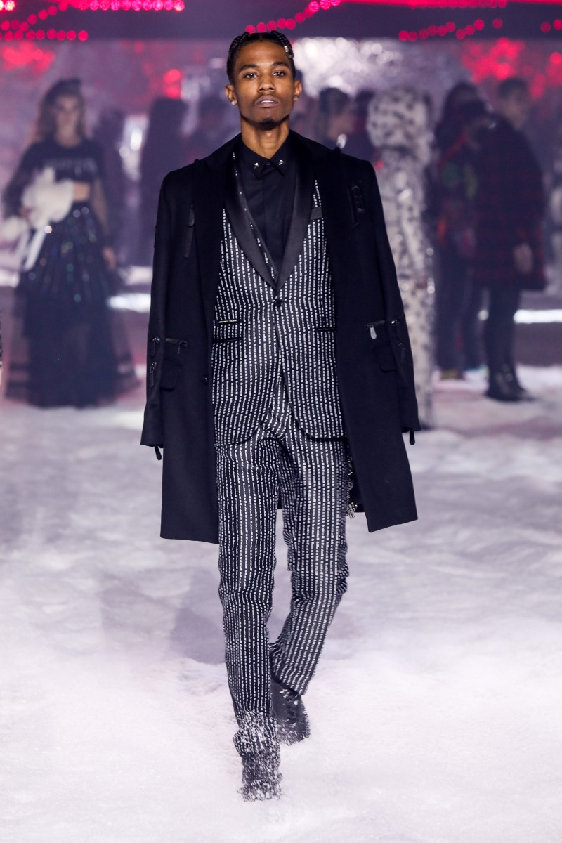 Philipp Plein - Automne/Hiver 2018-2019 - New York Fashion Week