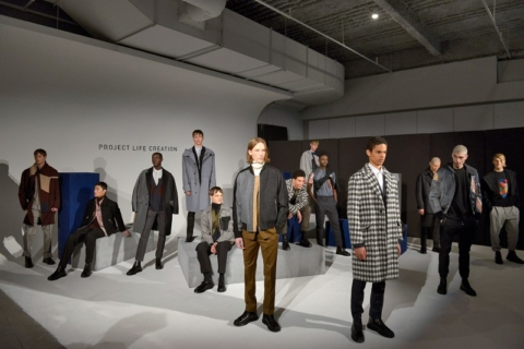 Project Life Creation - Fall-Winter 2018-2019 - New York Fashion Week Men's