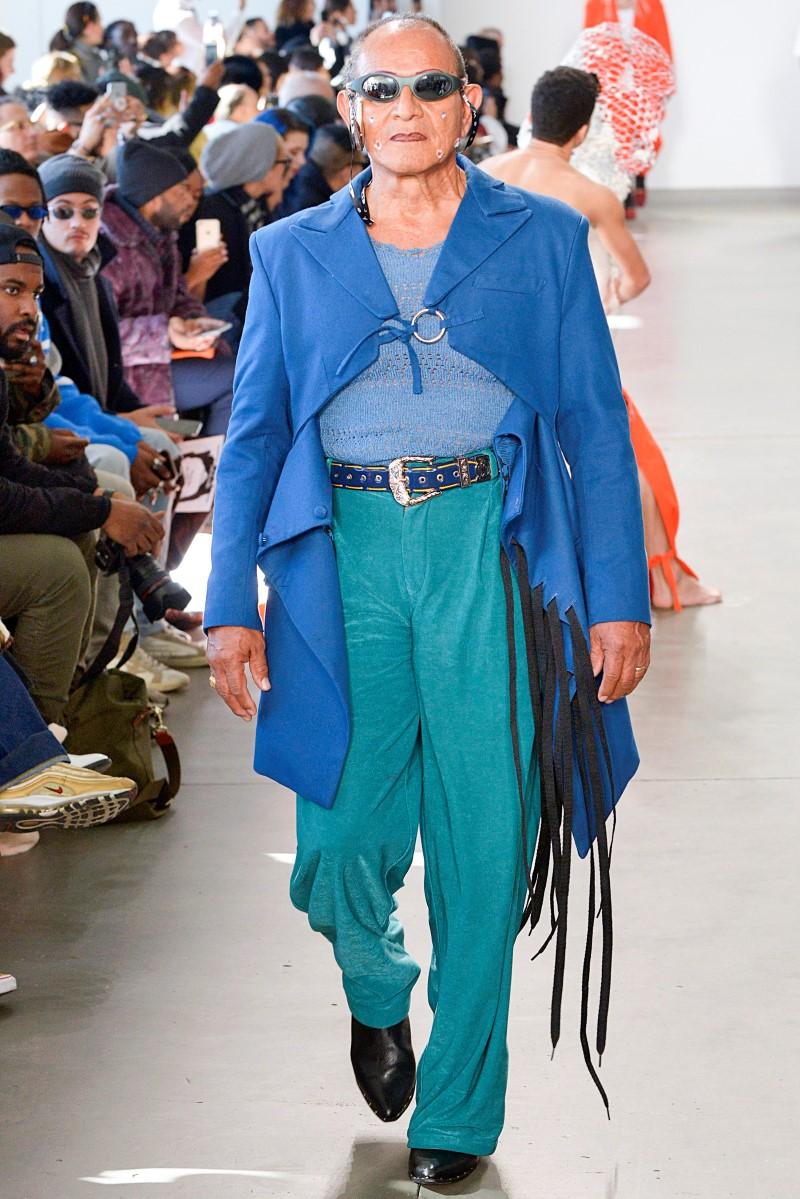 Sanchez-Kane - Fall-Winter 2018-2019 - New York Fashion Week