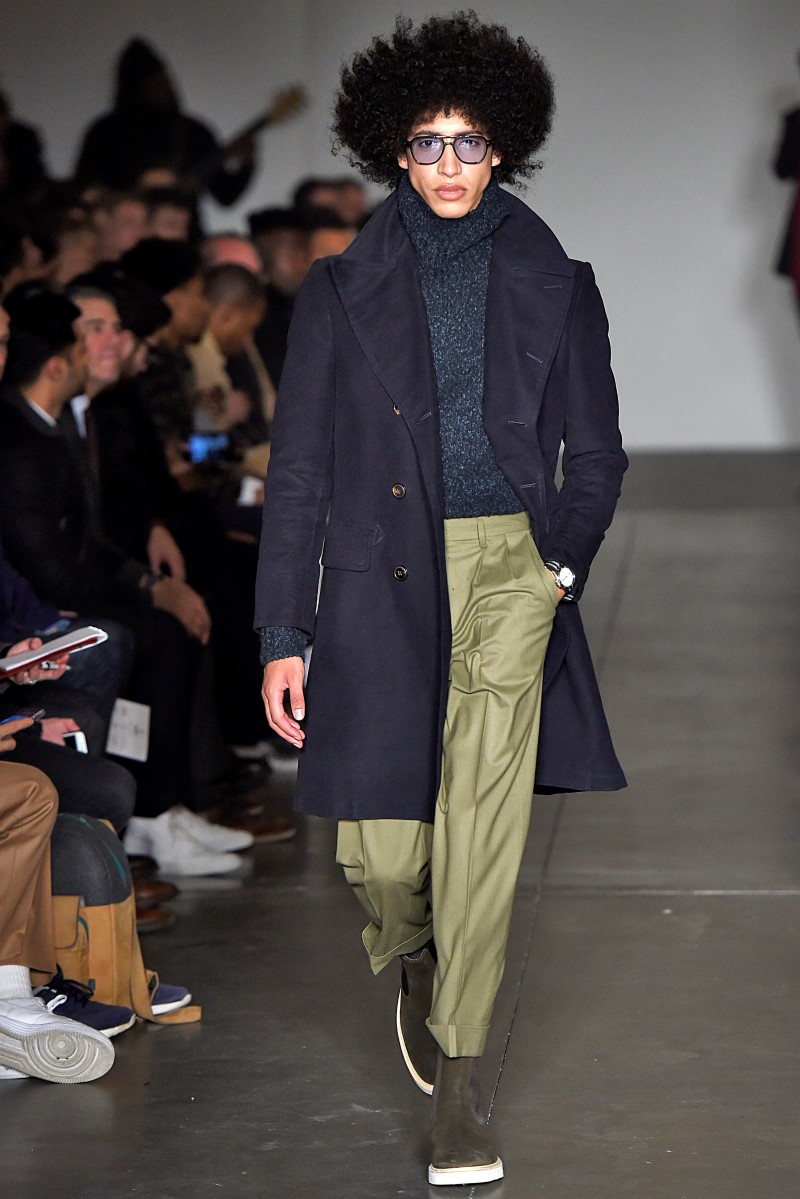 Todd Snyder - Fall-Winter 2018-2019 - New York Fashion Week Men's