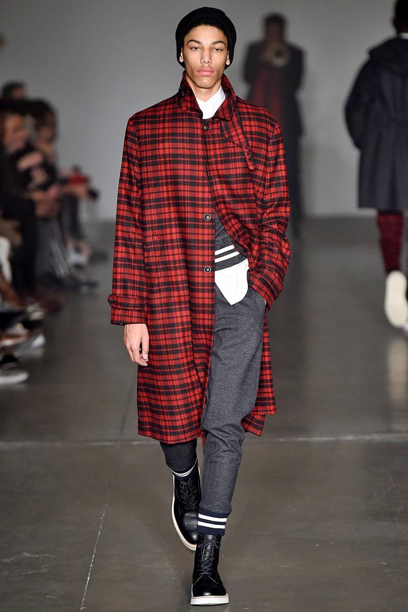 Todd Snyder Automne Hiver 2018 2019 New York Fashion