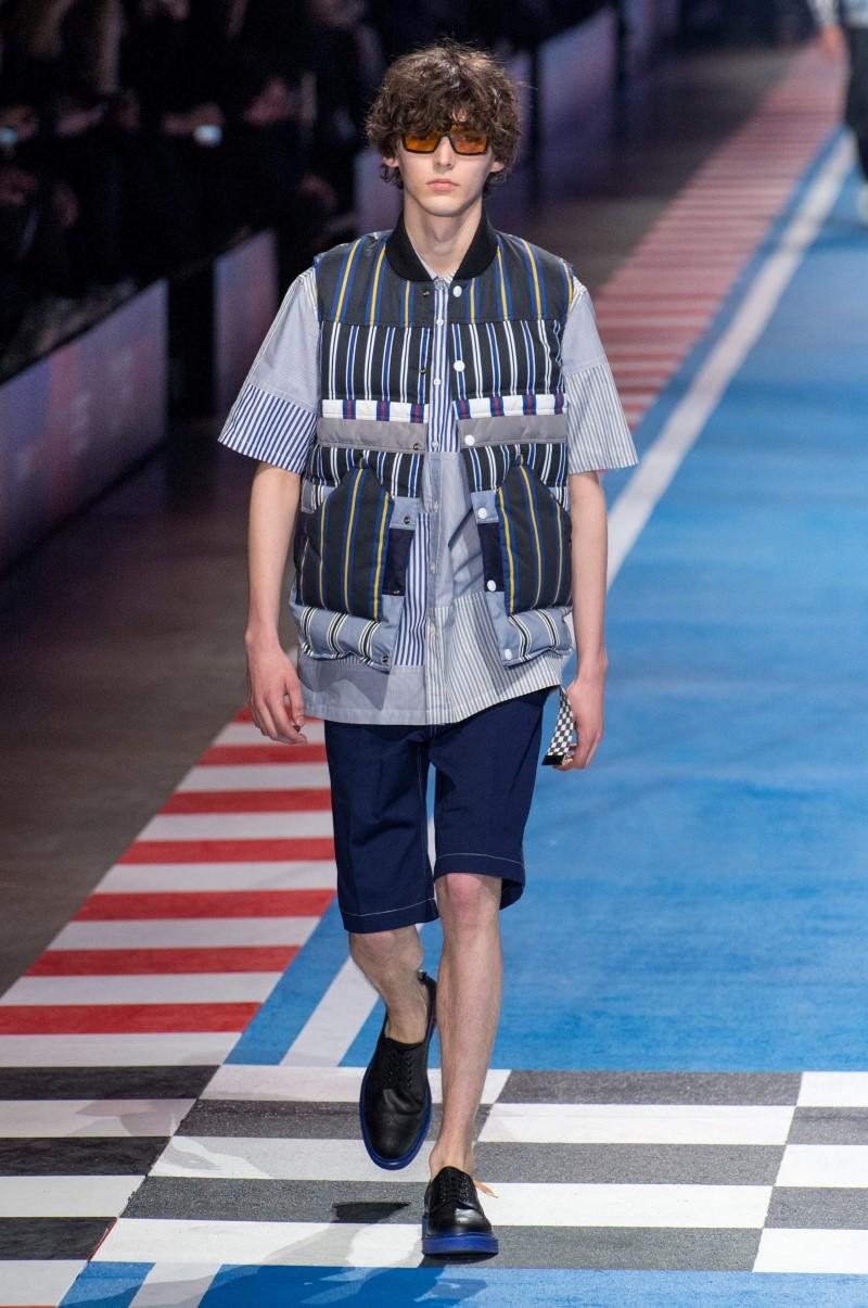 Tommy Hilfiger - Printemps/Été 2018 - Milan Fashion Week