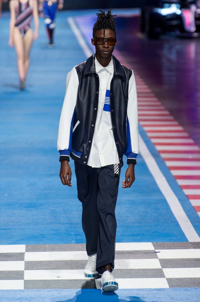 Tommy Hilfiger - Printemps/Été 2018 - Milan Fashion Week