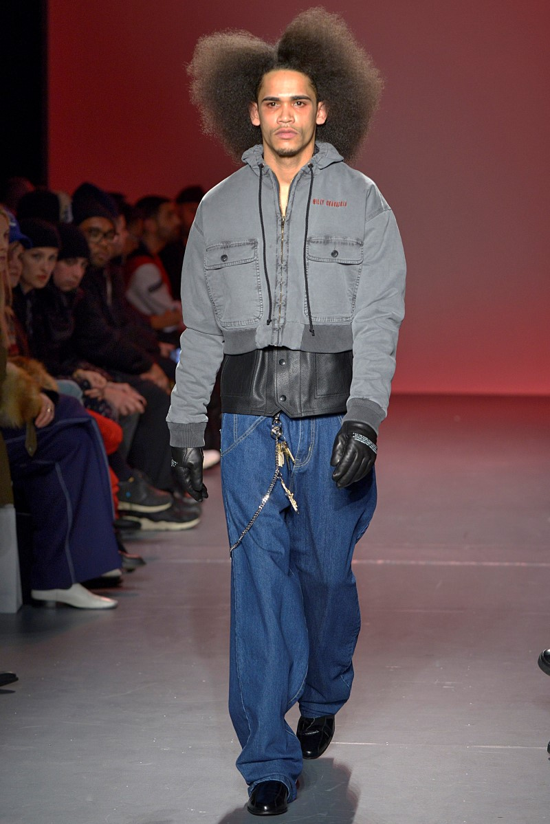 Willy Chavarria - Fall-Winter 2018-2019 - New York Fashion Week Men's