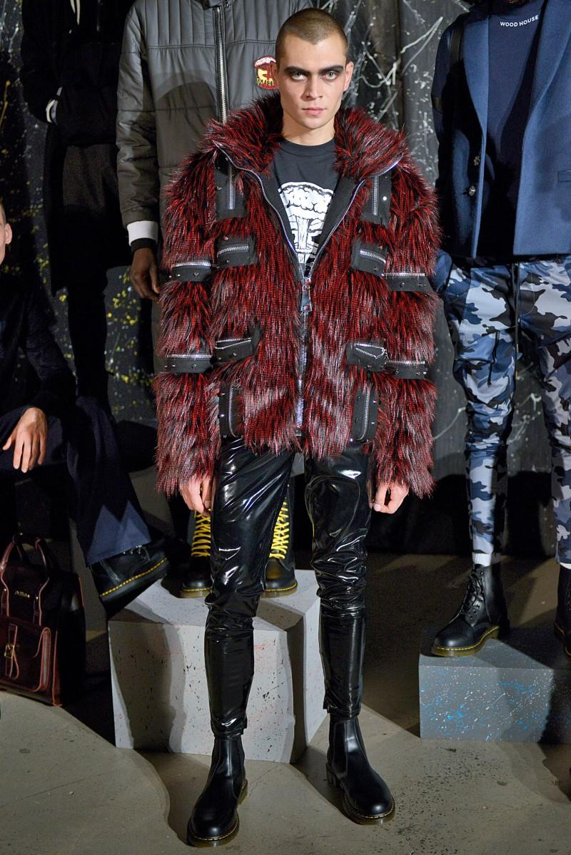 Wood House - Fall-Winter 2018-2019 - New York Fashion Week Men's