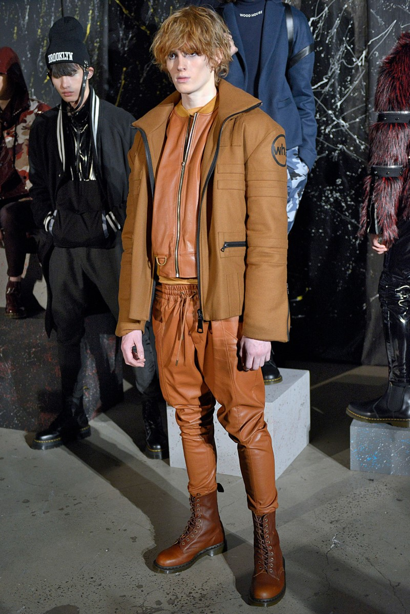 Wood House - Fall-Winter 2018-2019 - New York Fashion Week Men's