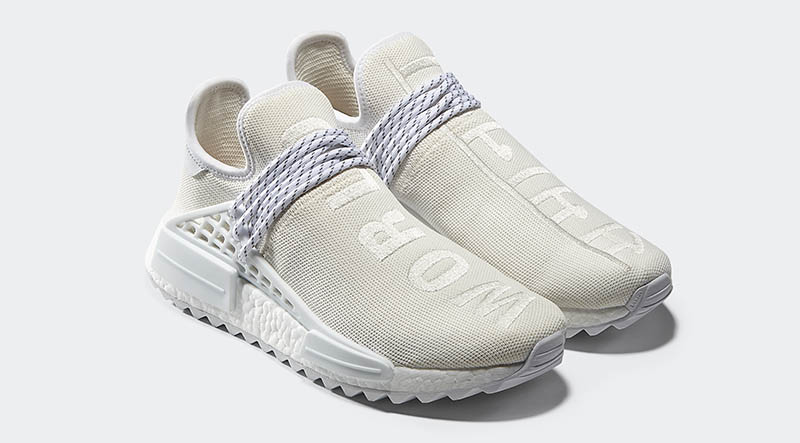 adidas Originals x Pharrell Williams - Hu Holi Blank Canvas - Hu NMD Trail