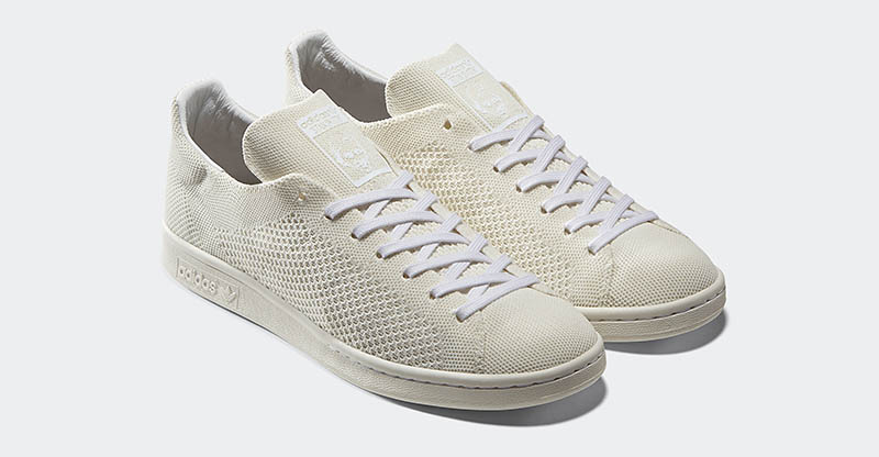 adidas Originals x Pharrell Williams - Hu Holi Blank Canvas - Stan Smith Blank Canvas