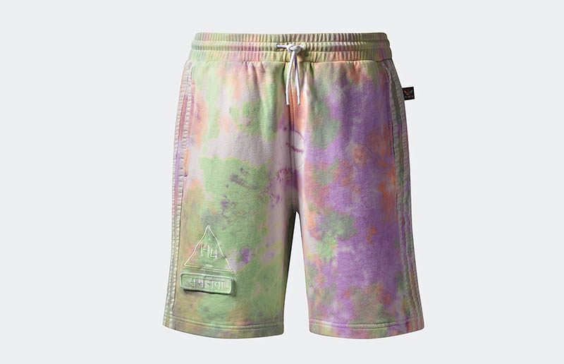 adidas Originals x Pharrell Williams - Hu Holi Powder Dye - Hu Holi Short