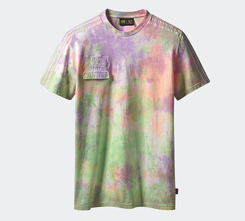 adidas Originals x Pharrell Williams - Hu Holi Powder Dye - Hu Holi Tee