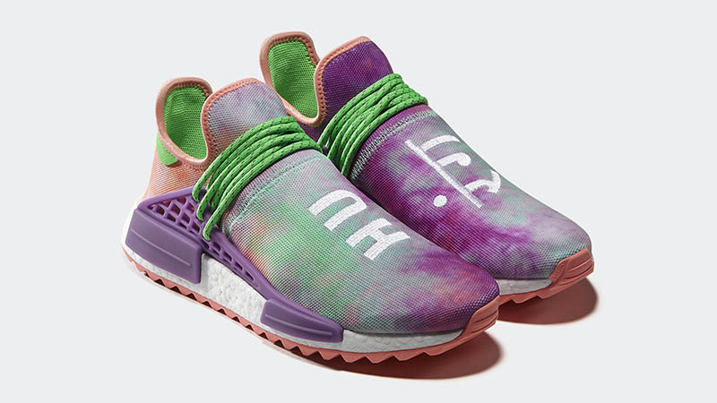 adidas Originals x Pharrell Williams - Hu Holi Powder Dye - Hu NMD