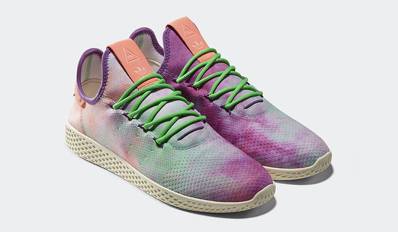 adidas Originals x Pharrell Williams - Hu Holi Powder Dye - Tennis Hu PD