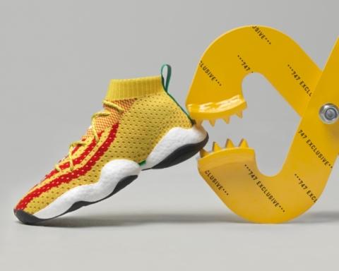 adidas x Pharrell Williams Boost You Wear
