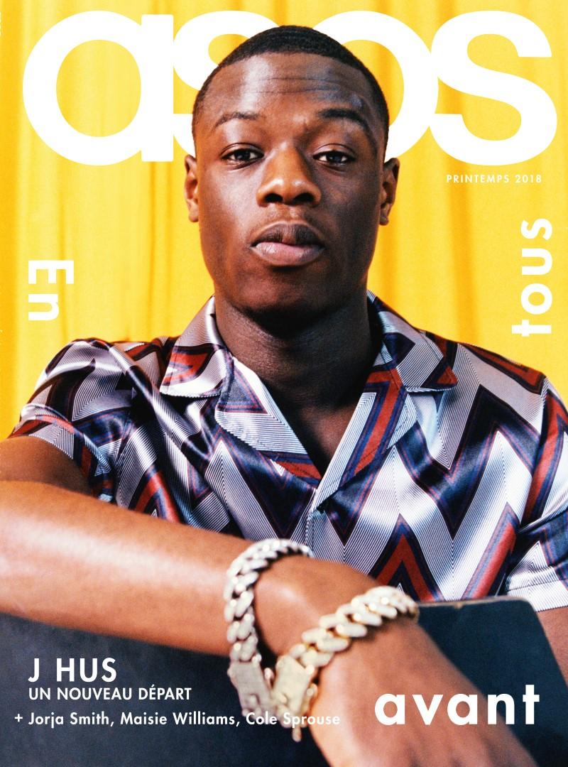 ASOS Magazine 100ème numéro - J Hus