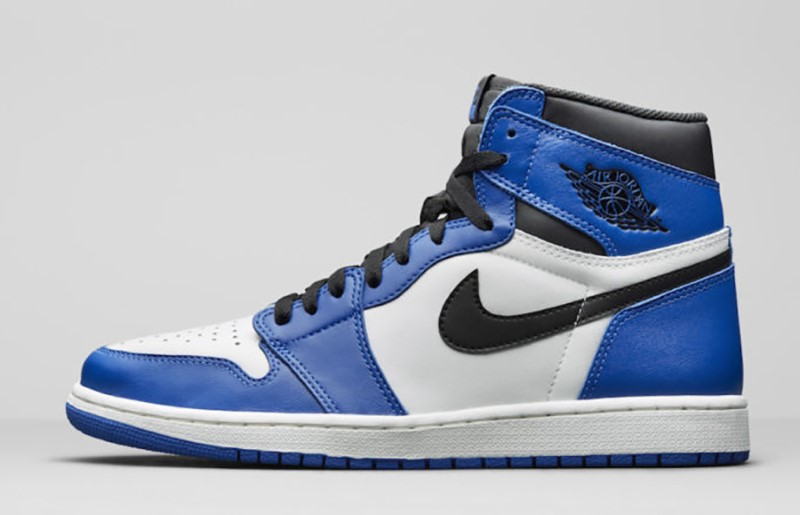 Air Jordan 1 Retro High OG Game Royal