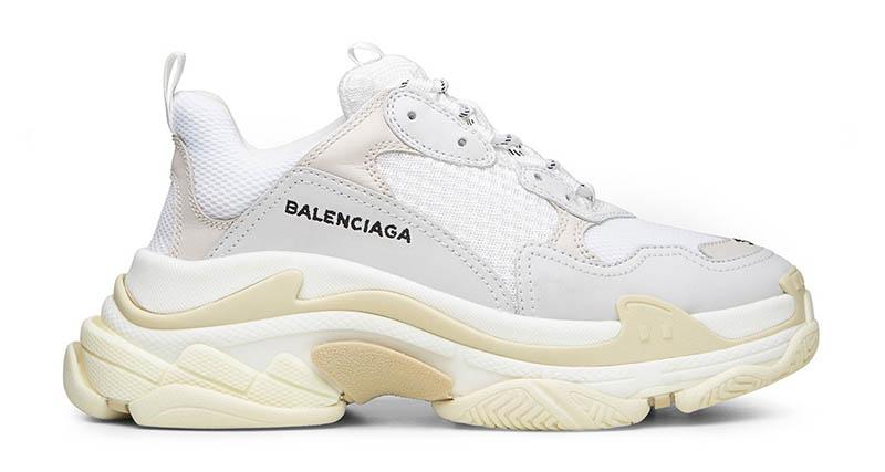 Balenciaga Triple S Printemps-Été 2018