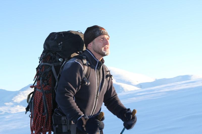 Breitling Explorers Squad - Inge Solheim