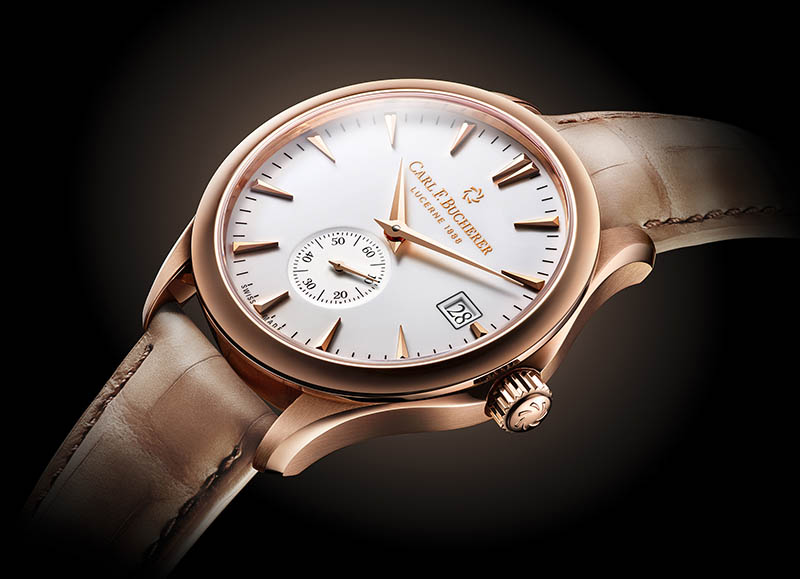 CARL F. BUCHERER - Manero Peripheral 43 mm