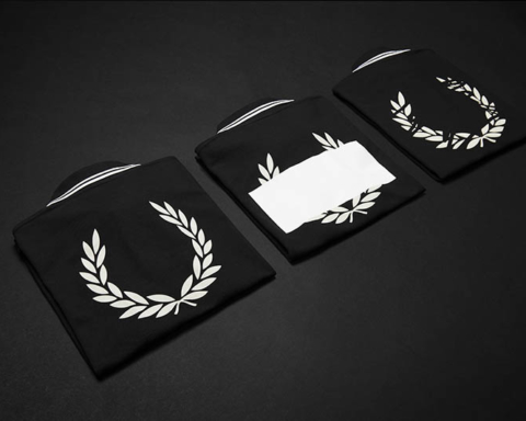 Fred Perry - Let's Go Logo