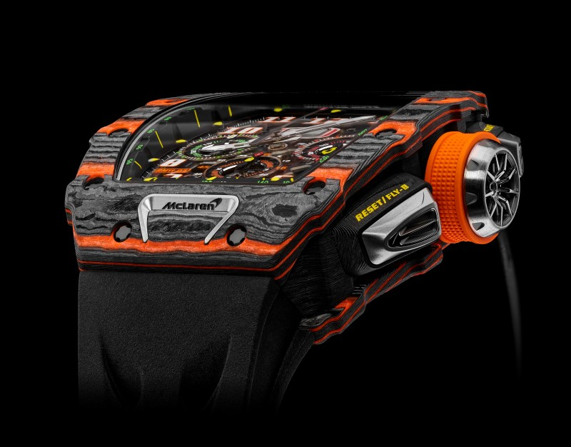 Richard Mille RM 11-03 Automatique Chronographe Flyback McLaren