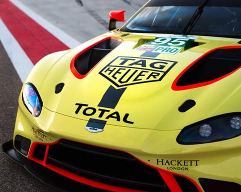 TAG Heuer Chronographes Editions Spéciales Aston Martin