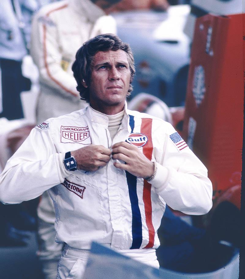 TAG Heuer Monaco - Steve McQueen 1971