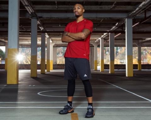 adidas running - AlphaBOUNCE Beyond - Damian Lillard