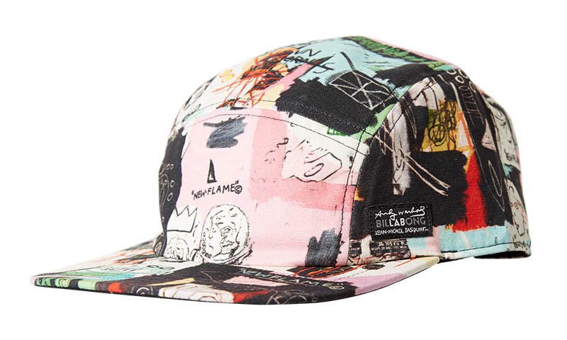 Billabong x Andy Warhol x Jean- Michel Basquiat