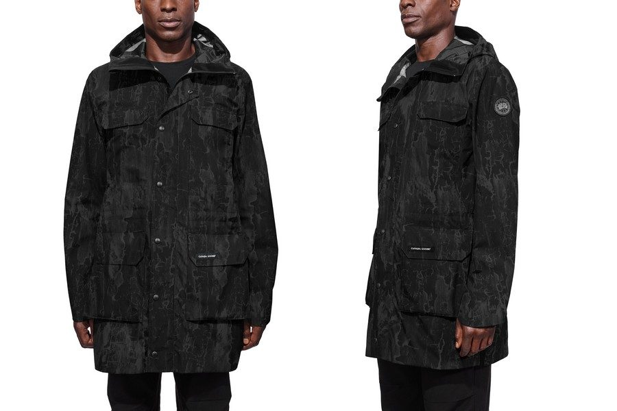 Canada Goose Harbour Black Label