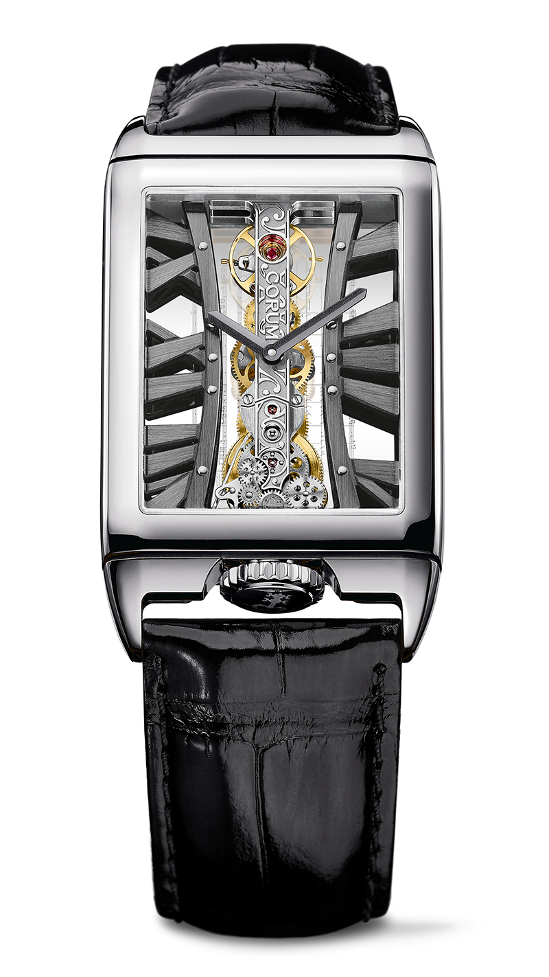 Corum Golden Bridge Joachim Horsley